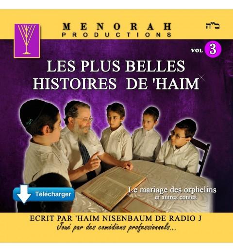 Histoires de Haim - Volume 3