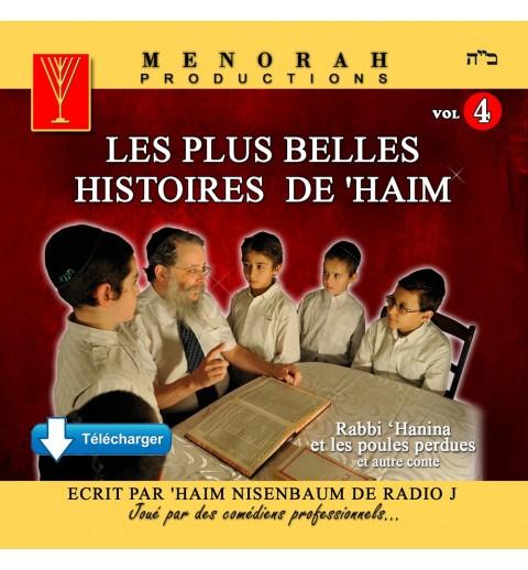 Histoires de Haim - Volume 4