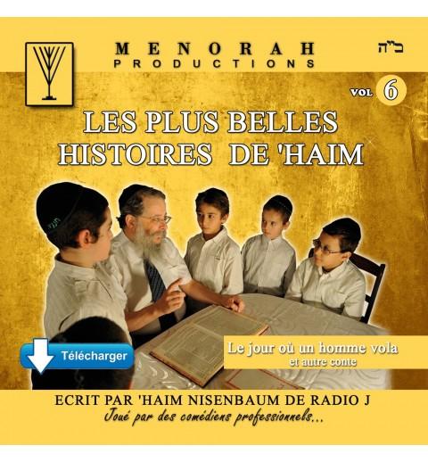 Histoires de Haim - Volume 6
