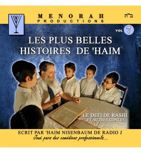 Histoires de Haim - Volume 7