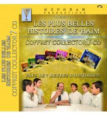 Histoires de Haim - Coffret 7 CD