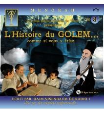 Histoire du Golem