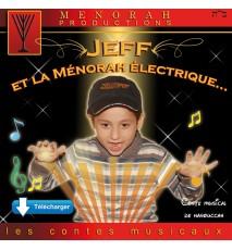 Jeff et la Menorah electrique
